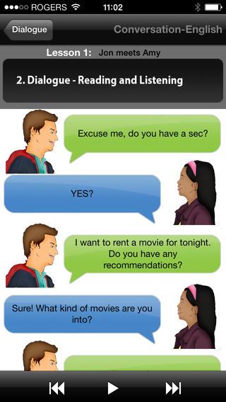 диалоги о знакомстве на английском студенты
